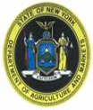 State of New York Department of Agriculture and Markets