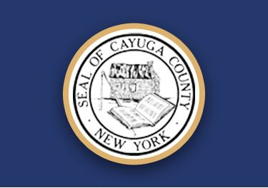 News Seal of Cayuga County New York