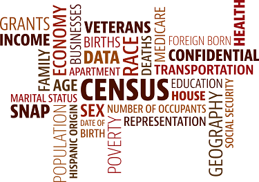 Census Wordcloud