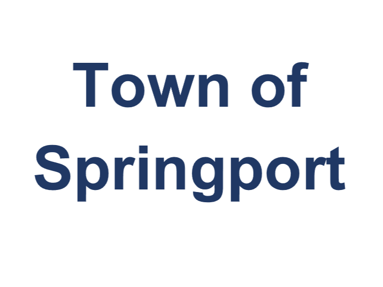 Town of Springport